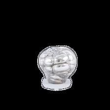 Carl Cyrén                                         Glass Sculpture - Silver