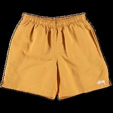 Stüssy Stock Water Shorts - Yellow