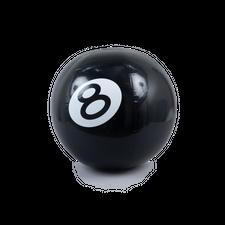 Stüssy 8-Ball Beach Ball - Black