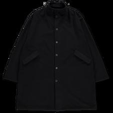 Bergfabel                                          Oversize Wo/Cash Coat - Dark Navy