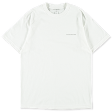 Nitty Gritty® Made by Alstyle                      Chest Print T-Shirt - White