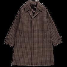 Camoshita Bal Collar Coat - Moca