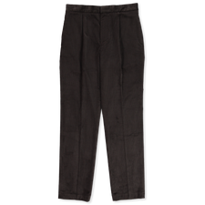 Camoshita Corduroy Easy Pants - Dark Grey