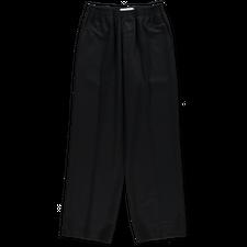 Cellar Door                                        Jerry Flannel Trousers - Black