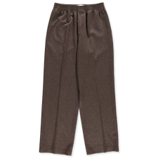 Cellar Door                                        Jerry Flannel Trousers - Toffee