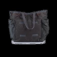 Porter Force 2Way Tote Bag - Grey