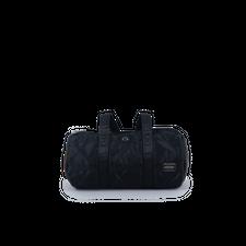 Porter Tanker Boston Bag Small - Black