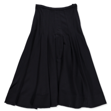 Barena Venezia Dacia Skirt - Navy