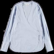 Barena Venezia Tilda Shirt - Blue Stripe