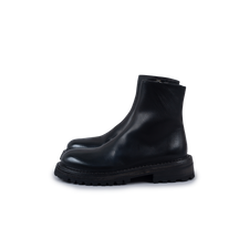 Marsell                                            Carrucola Boot - Black