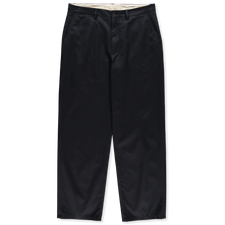Nitty Gritty® Made in Italy                        Washed Twill Chino Pant - Navy