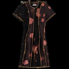 Kerne.Milk                                         Gobby Dress - Brown Multi