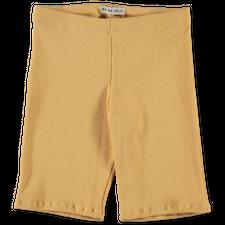 Kerne.Milk                                         Ocean Shorts - Light Yellow
