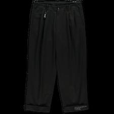 Moncler Genius                                     Hiroshi Fujiwara Trousers - Black
