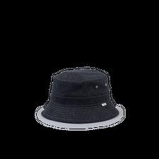 WTAPS BUCKET 01 / HAT / COTTON. DENIM - Black