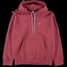 NikeLab Essentials                            NRG Solo Swoosh Hoodie - Cedar