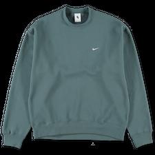 NikeLab Essentials                            NRG Solo Swoosh Fleece Crew - Hasta
