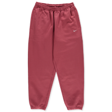 NikeLab Essentials                            NRG Solo Swoosh Fleece Pant - Cedar