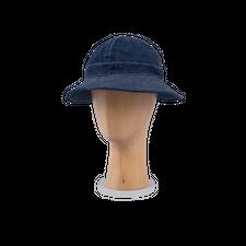 orSlow US Navy Denim Hat - Navy