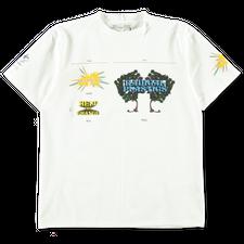 Space Available                                    Radical Plastics T-Shirt - White