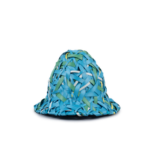 Space Available                                    Recycled Plastic Sun Hat - Multi