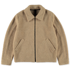 Harris Wharf London Golf Jacket - Tan