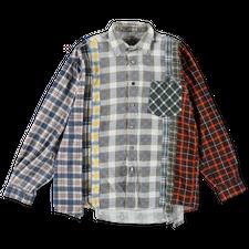 Needles Flannel Shirt - 7 Cuts Shirt - Multi