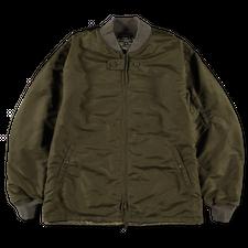 Engineered Garments  Aviator Jacket - Olive