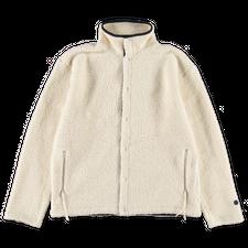 Nanamica Fleece Jacket - Natural