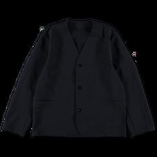 Nanamica ALPHADRY Cardigan Jacket - Navy