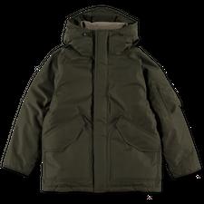 Nanamica GORE-TEX Down Coat - Khaki Green