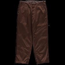 Nanamica Wide Chino Pants - Brown