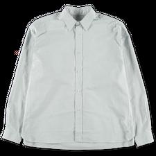 Sillage                                            Essential Wide Shirt - Stripe - Blue