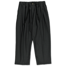 Sillage                                            Essential Baggy Trousers - Charcoal