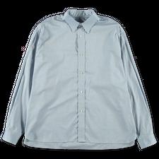 Sillage                                            Essential Wide Shirt - Blue