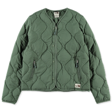 The North Face                                     Women's M66 Down Jacket - Laurel Wreath Green
