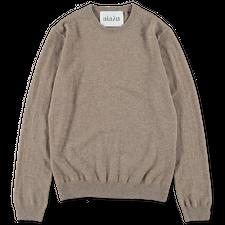 AIAYU Leonardo Sweater - Pure Grain