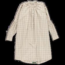 Casey Casey 1901 Check Shirt - Natural