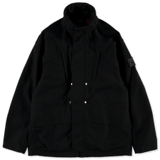 Stone Island Shadow Project Poly Wool 3L Field Jacket - Orange