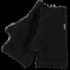 Stone Island Shadow Project Mix Wool Gloves 7519N03A4 V1029 - Black