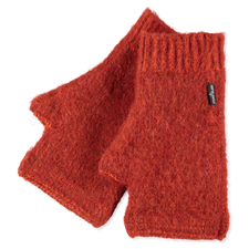 Stone Island Shadow Project Mix Wool Gloves 7519N03A4 V1032 - Orange