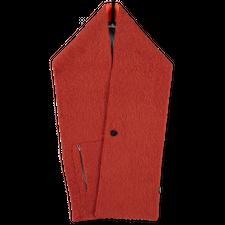 Stone Island Shadow Project Mix Wool Hand Gauzed Scarf 7519N04D3 V1032 - Orange