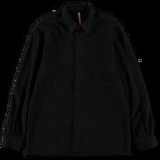 MAN-TLE                                            R11S1 Boucle Shirt - Black