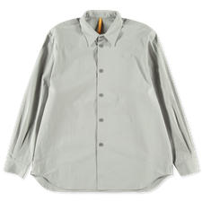 MAN-TLE                                            R11S8 Weather Shirt - Silver