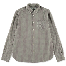 Barbour White Label                                  Millbank Shirt - Stone