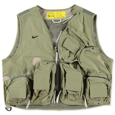 Nike Sportswear ISPA Utility Vest - Medium Khaki