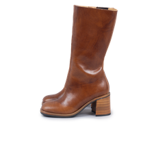 Our Legacy                                         Shaft Boot - Cloudy Tan