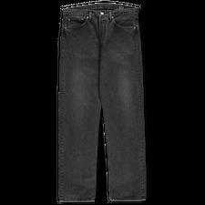 orSlow 90's Standard Denim 105 - Black Debim Stone