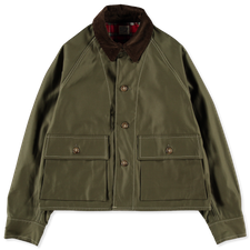 orSlow Women's Coverall Jacket - Green