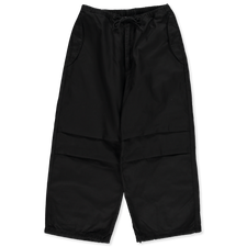 orSlow Loose Fit Army Trousers - Black
